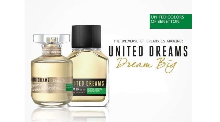 Benetton dream big beautybybabs for Benetton dream big