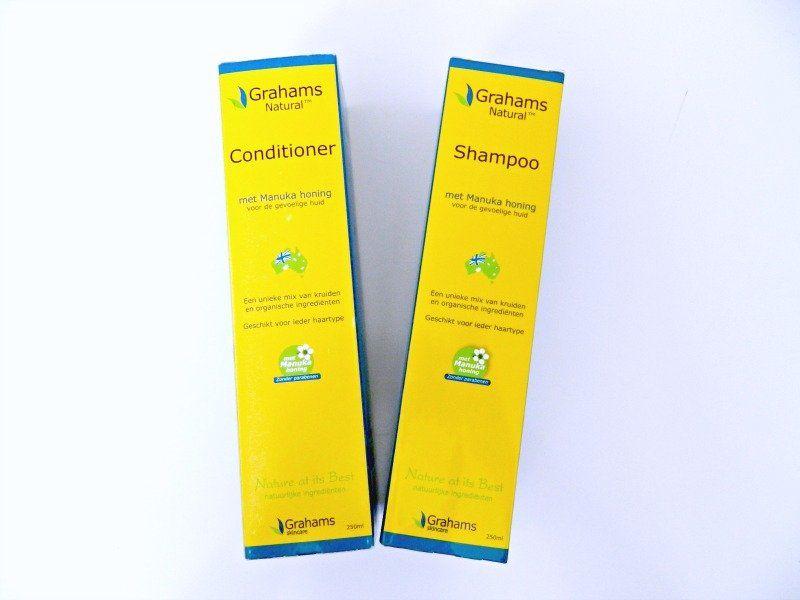 shampoo voor droge jeukende hoofdhuid