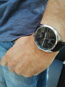 festina horloge om pols