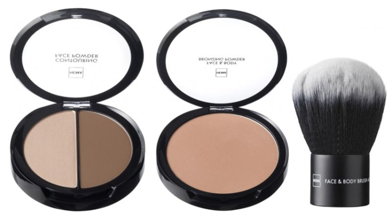 hema introduceert sunkissed make-up & nieuwe mono eyeshadows