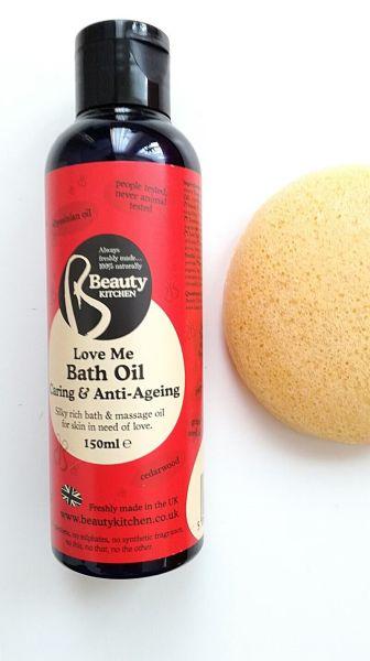 Love Me Caring & Anti-Ageing Bath Oil5