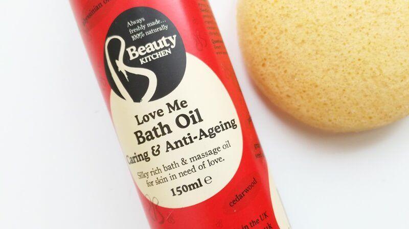 Love Me Caring & Anti-Ageing Bath Oil