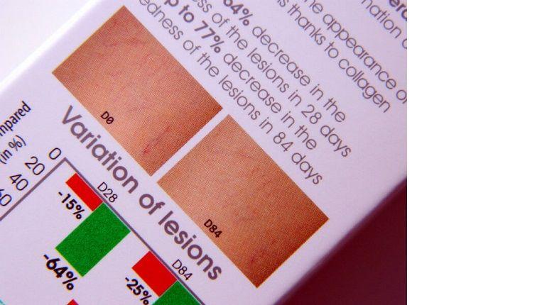biomed vein away achterkant doos