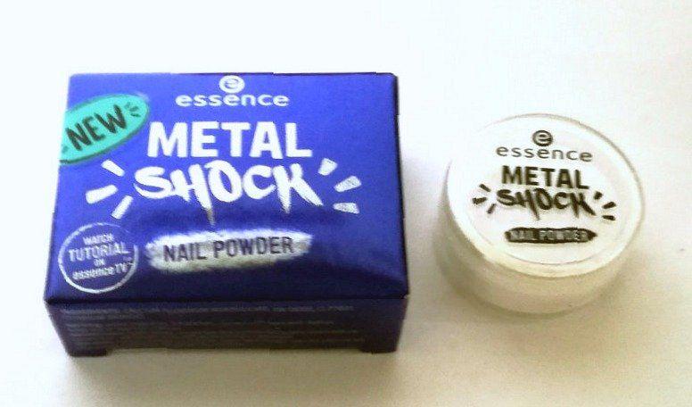 essence metal shock nail powder- review 3 essence metal shock essence metal shock nail powder- review