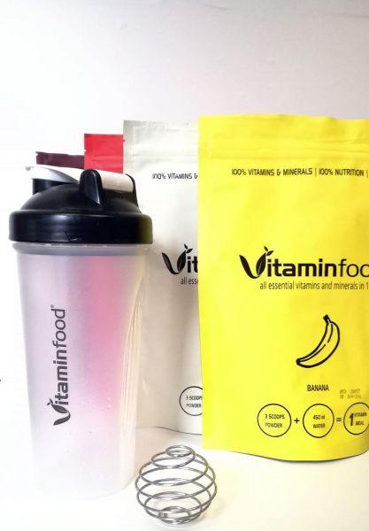 vitaminfood shaker