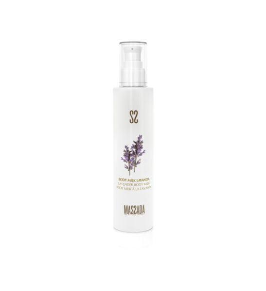 MASSADA Lavender Body Milk