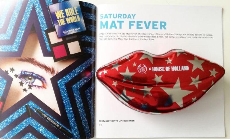 the body shop house of holland matte liquid lipstick 2