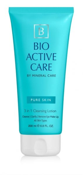 Bio Active Care 3 in1 Cleansing Lotion