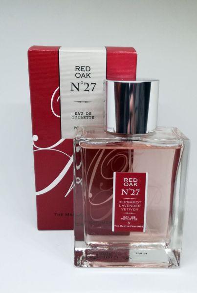 The Master Perfumer. Red Oak N°27