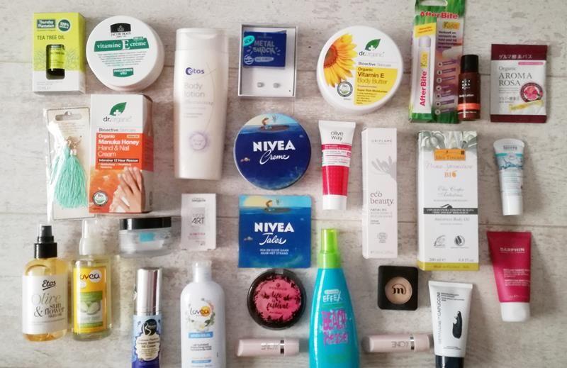 win een beauty pakket