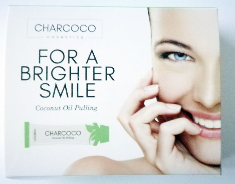 Charcoco Coconut Oil Pulling