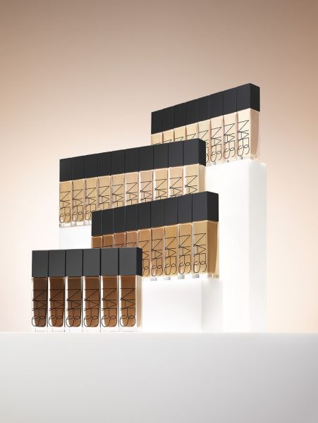 NARS Natural Radiant Longwear Foundation Stylized Collection