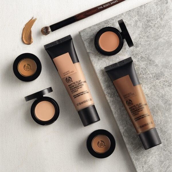 The Body Shop- Full Coverage Concealer 6 concealer The Body Shop- Full Coverage Concealer