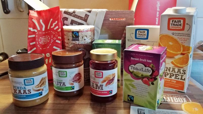 fairtrade foodbox