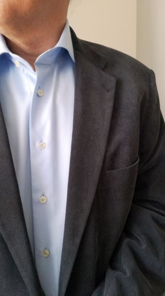 Profuomo overhemd colbert