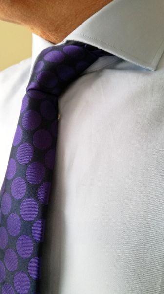 Profuomo overhemd met stropdas