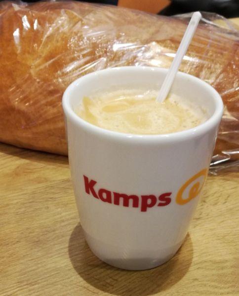 kamps koffie