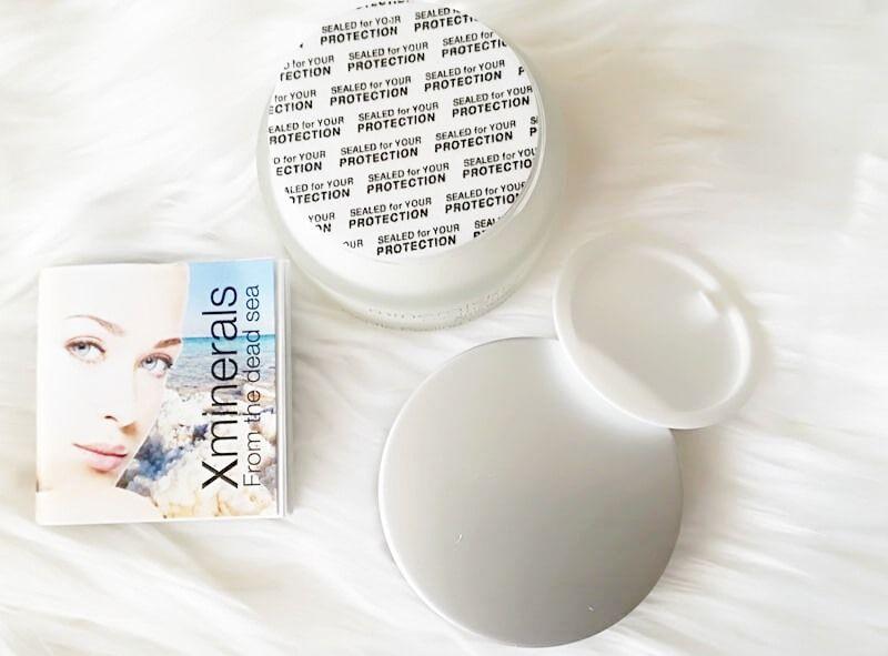 Xminerals Gentle Peeling Cream