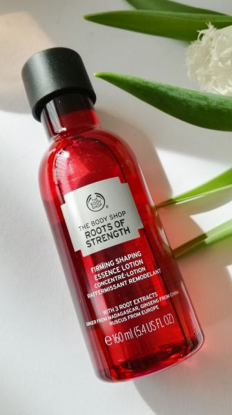 the body shop roots of strenght lotion