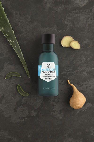 The Body Shop Maca Root & Aloe Post-Shave Water-Gel 2