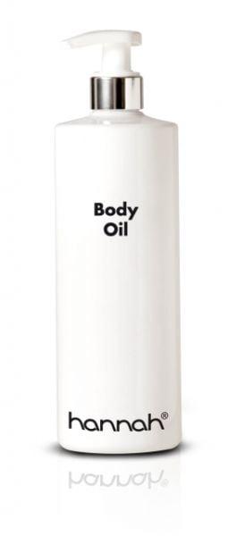hannah Body Oil 500ml