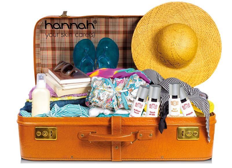hannah Handbag Essentials vakantie 2018 sfeer