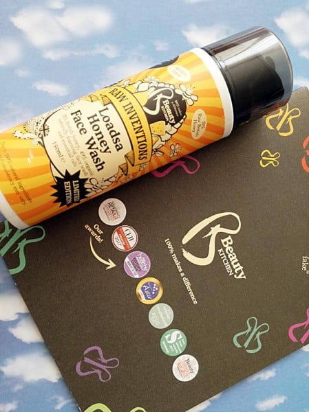 Beauty Kitchen Loadsa Honey Face Wash (5)