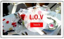 L. O.V lunch