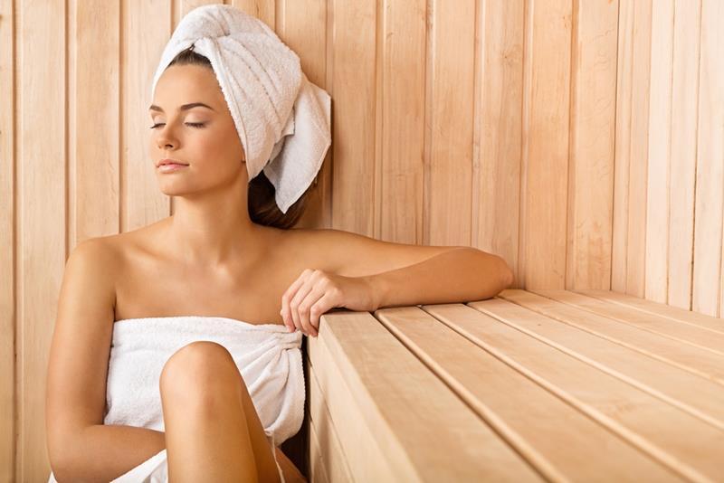 De Sauna, ook Goed voor je Huid! 5 sauna De Sauna, ook Goed voor je Huid!