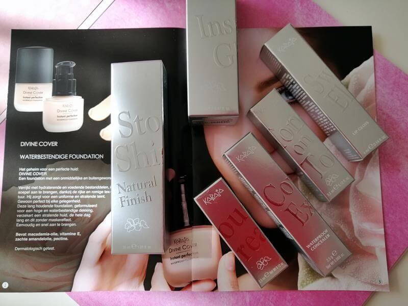 Review Karaja Make-up: 2 Foundations, Concealer, Lipstick & Lipgloss 46 karaja Review Karaja Make-up: 2 Foundations, Concealer, Lipstick & Lipgloss Foundation