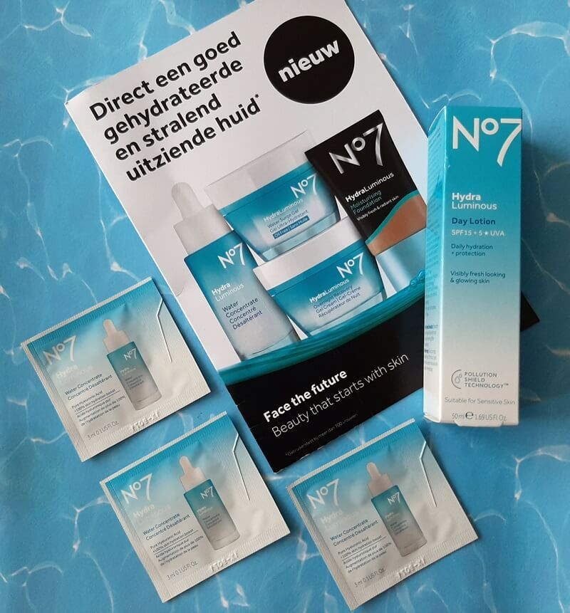 Review! No7 Hydraluminous Day Lotion SPF 15 30 no7 Review! No7 Hydraluminous Day Lotion SPF 15 Huidverzorging