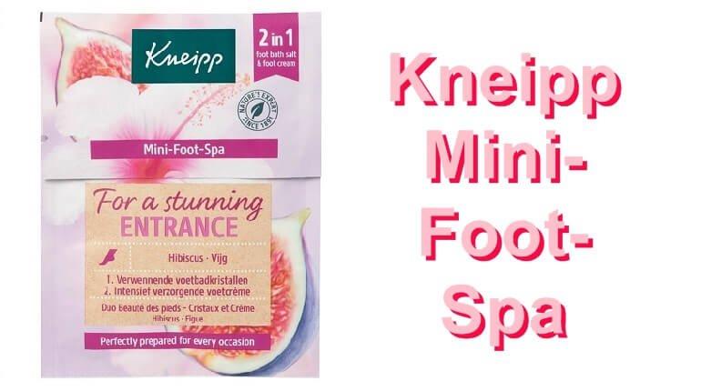 Nieuw: Kneipp Mini- Foot- Spa- Voor mooie, verzorgde voeten 55 kneipp Nieuw: Kneipp Mini- Foot- Spa- Voor mooie, verzorgde voeten Merken