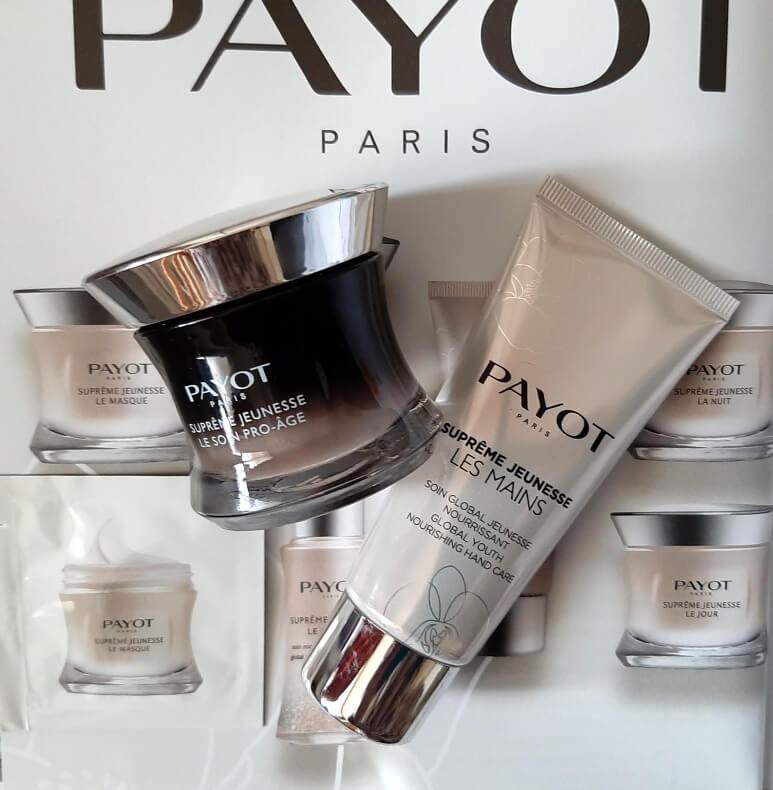 Review Suprême Jeunesse huidverzorgingslijn van Payot 43 payot Review Suprême Jeunesse huidverzorgingslijn van Payot Merken