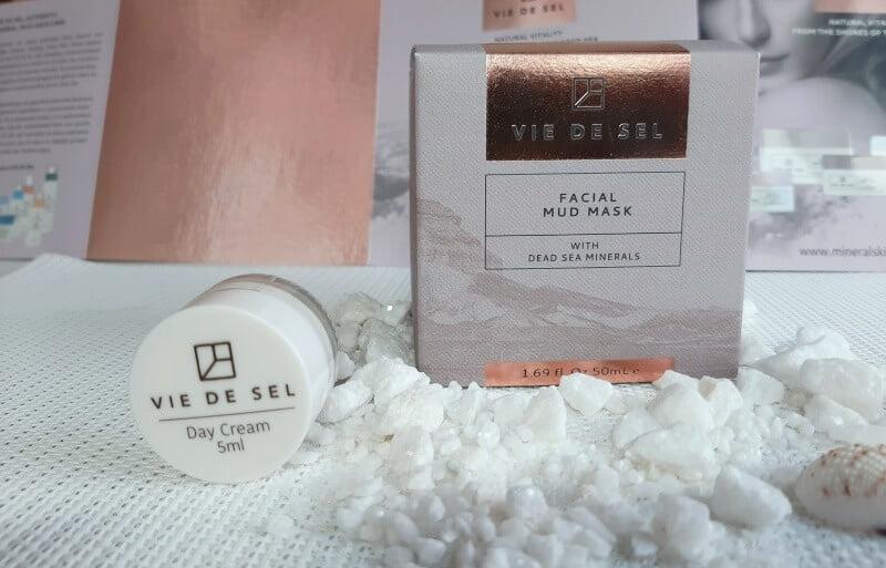 Review VIE DE SEL Facial Mud Mask (& sample Moisturizing Day Cream) 35 vie de sel Review VIE DE SEL Facial Mud Mask (& sample Moisturizing Day Cream) Merken
