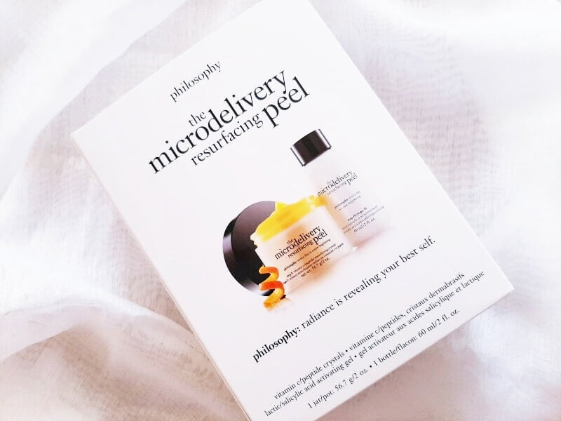 Review- Philosophy The Microdelivery Resurfacing Peel Kit Gezichtspeeling 47 philosophy Review- Philosophy The Microdelivery Resurfacing Peel Kit Gezichtspeeling Anti- aging