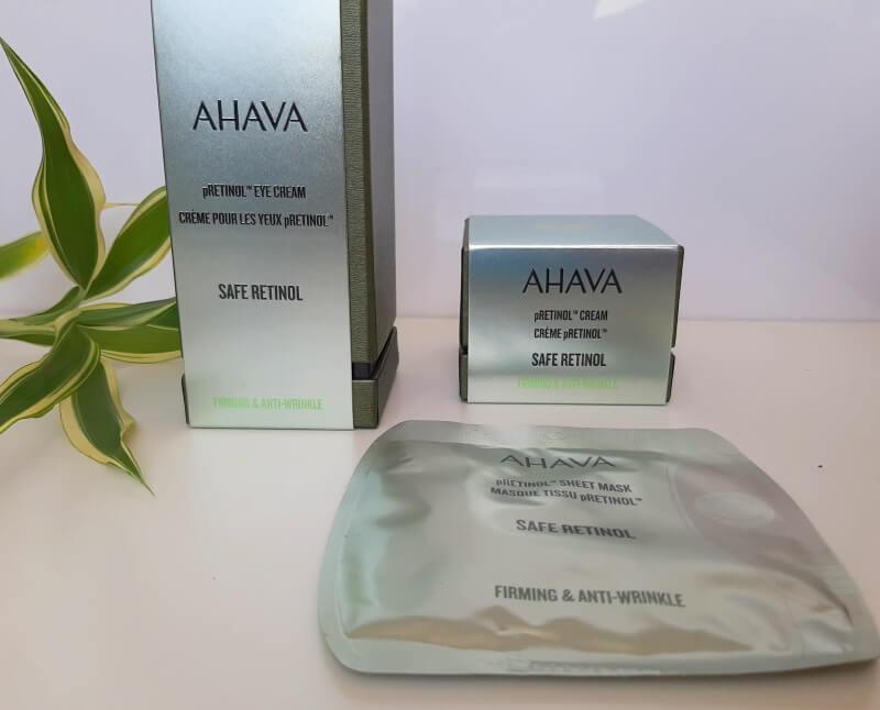 Review AHAVA pRetinol Cream, Mask & Eye Cream (Safe Retinol) 13 retinol Review AHAVA pRetinol Cream, Mask & Eye Cream (Safe Retinol)