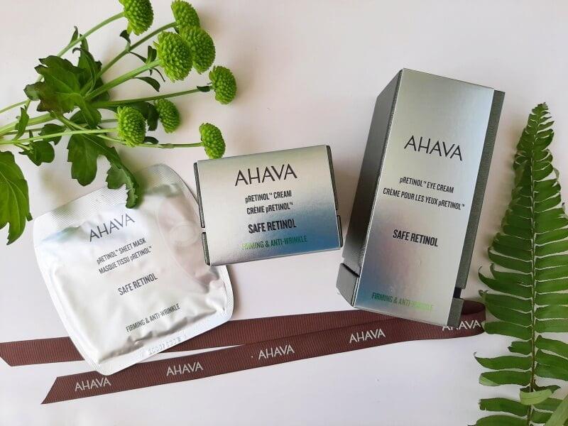 Review AHAVA pRetinol Cream, Mask & Eye Cream (Safe Retinol) 11 retinol Review AHAVA pRetinol Cream, Mask & Eye Cream (Safe Retinol)