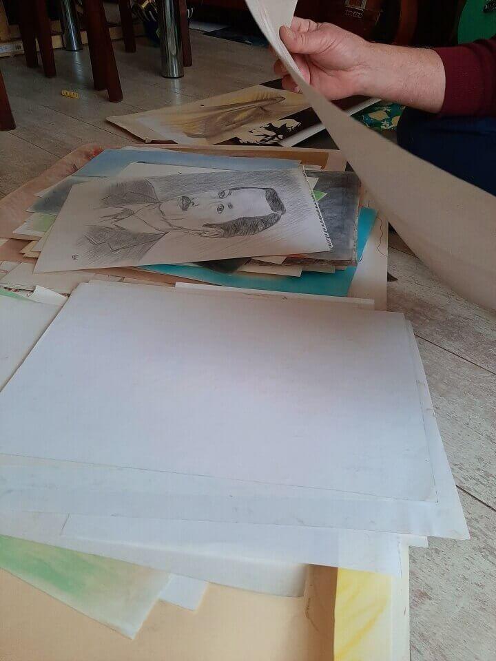 Al mijn Tekeningen en Schilderijen, vanaf Kleuterschool tot Nu! (En dat zijn er heel veel...) 19 tekenigen Al mijn Tekeningen en Schilderijen, vanaf Kleuterschool tot Nu! (En dat zijn er heel veel...) Lifestyle