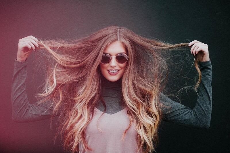6 Tips voor Glanzend Haar 3 glanzend haar 6 Tips voor Glanzend Haar